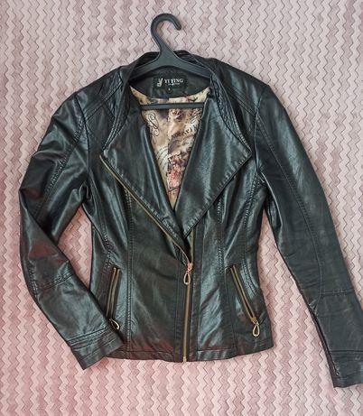 Куртка косуха черная