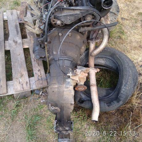 Skrzynia biegów z przystawką mocy VW LT 28-55 + opcjonalnie silnik
