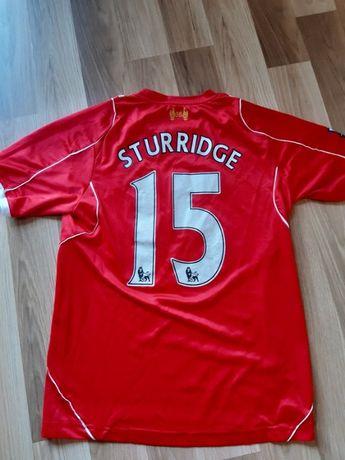 koszulka Liverpool F.C. Daniel Sturridge 15
