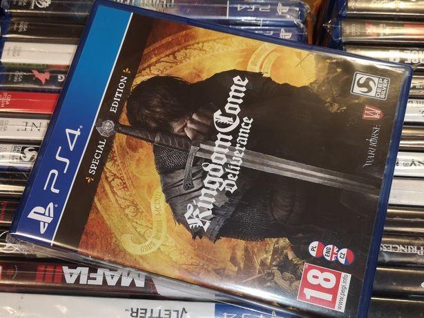 Kingdom Come Deliverance PL PS4 (możliwość wymiany) sklep Ursus