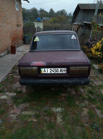 Продам ВАЗ 2107 дешево