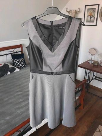Elegancka sukienka rozm. M