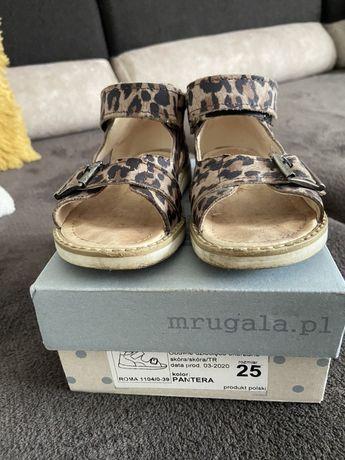 Sandały Mrugała 25