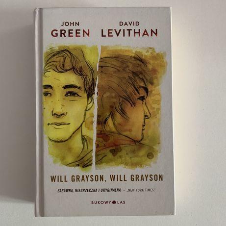 "książka ""will grayson, will grayson"" john green, david levithan"