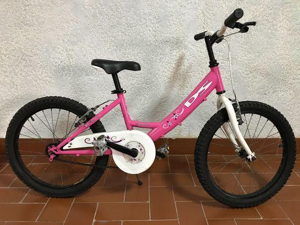 Bicicleta menina 20