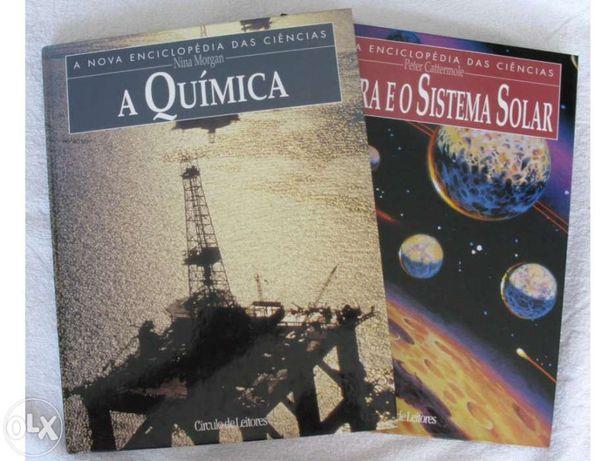 Nova enciclopédia das ciências - a terra e o sistema solar