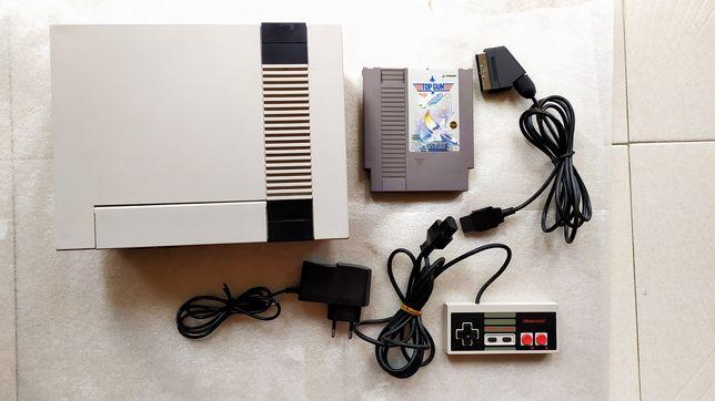 Nintendo Nes, consola