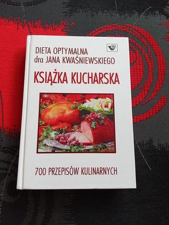 Książka Kucharska. Jan Kwaśniewski.
