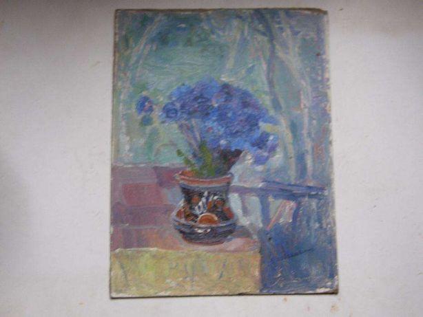 Цветы В.Довгалевская(1916г.р)