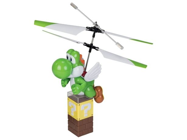 Dron Carrera RC - Super Mario - Latający Yoshi