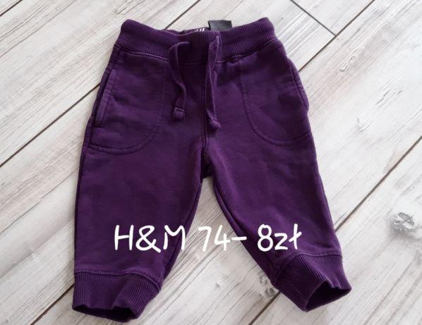 Spodnie dresowe H&M 74