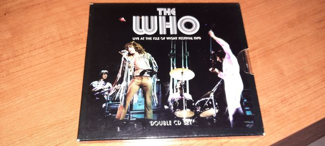 "Cd'2 The Who "" live at the isle of wight festival 1970"