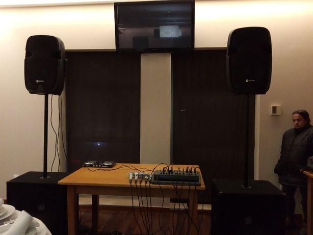 Animação DJ/karaoke