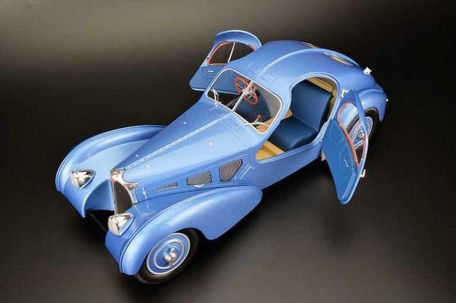 Bugatti SC Atlantic - escala 1/18 - Solido - €53