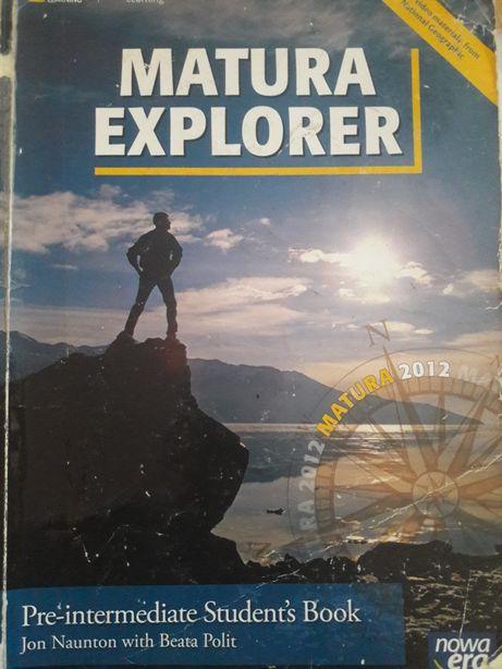 Podręcznik do jezyka angielskiego Matura Explorer