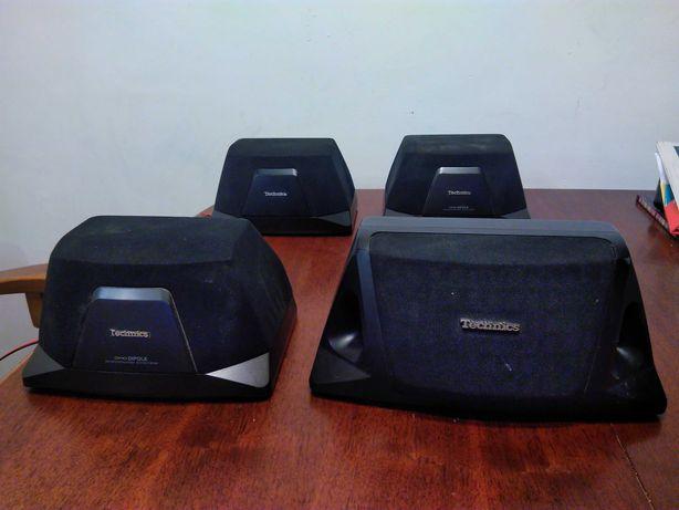 Głośniki TECHNICS; centrala, SB PC12, głośniki, SB PS12, SB-PS600