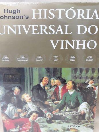 História Universal do Vinho, Album novo embalado