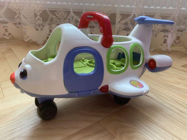 Музикальний литак літак літачок играшка игрушка