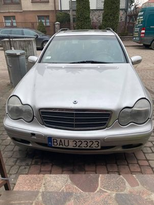 Mercedes-Benz w203 2.7cdi