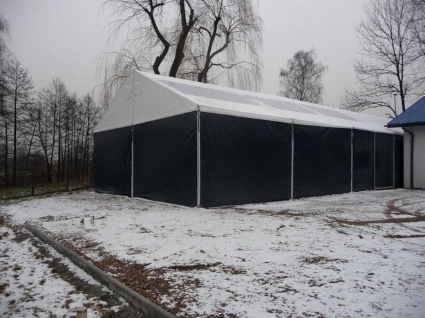 8x30 NAMIOT usługowy PRZEMYSŁOWY wiata hala namiotowa NA ZGŁOSZENIE