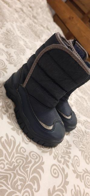 Śniegowce, buty zimowe