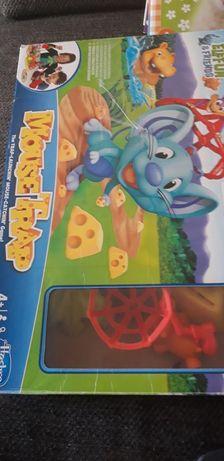 Gra Złap tą mysz.Polowanie na mysz.Gra firmy Hasbro.