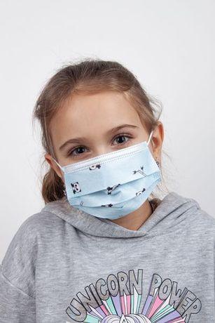 Дитячі захисні маски для лиця