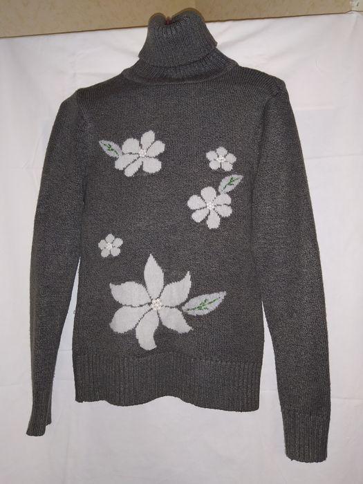Женский тёплый свитер Крыжановка - изображение 1
