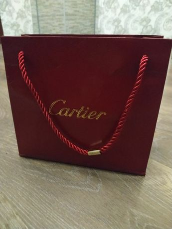 Cartier  каблучка Pt 950 колекція C de Cartier