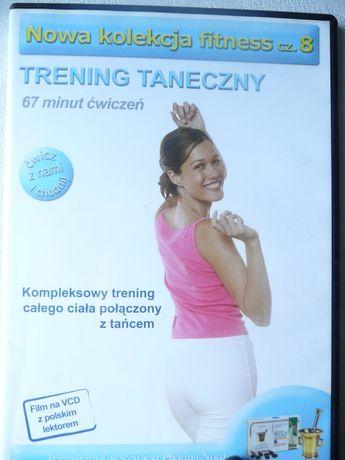 Trening taneczny kolekcja fitness VCD PL