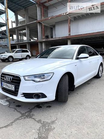 Audi A6 S-line full