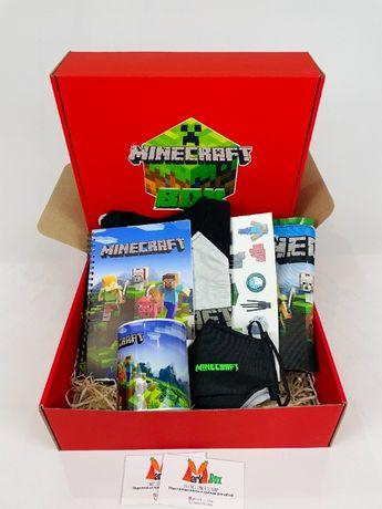 Minecraft Box - Набор Майнкрафт Бокс Подарок для ребенка
