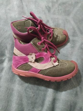 Ботинки демисезонные на девочку