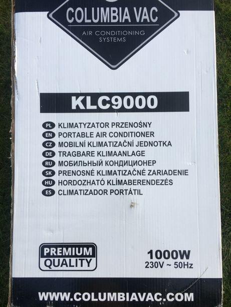 Klimatyzator COLUMBIA VAC KLC9000.