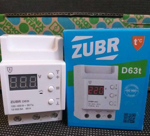 Реле напряжения D63t(барьер)--740грн!Зубр,ЗУБР,Zubr-бес/дост/D40t