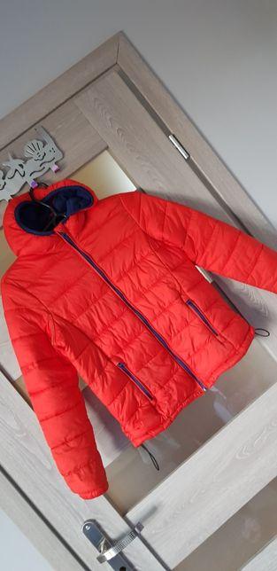 Jesienno-wiosenna kurtka dla chłopca 146