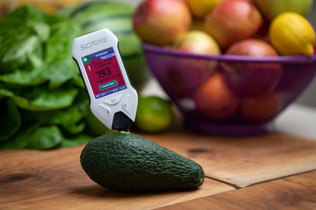 Tester owoców, warzyw, mięsa SOEKS Ecovisor F4