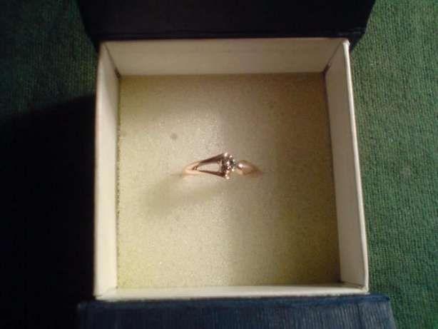 кольцо и серьги золото с бриллиантом женские недорого