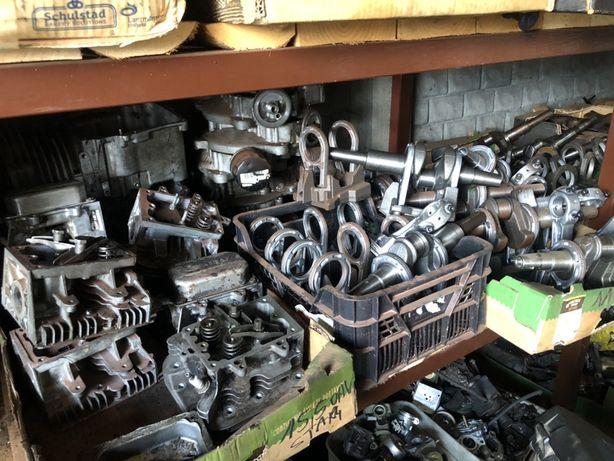 Briggs & Stratton wał korbowód cewka rozrusznik kosiarka traktorek