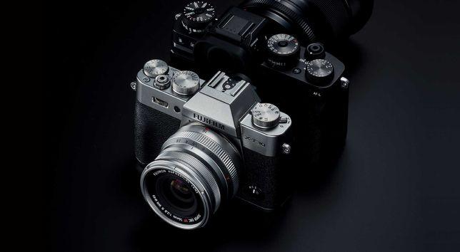 Fujifilm  XT-30 corpo Preta