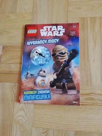 Książka Star Wars Wybrańcy mocy wraz z figurką