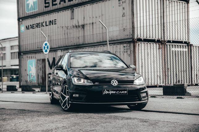 Volkswagen golf7 R-line