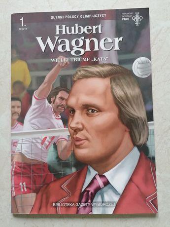 Komiks Hubert Wagner, stan idealny, Słynni Polscy Olimpijczycy.