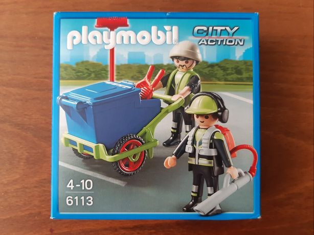 Playmobil city action 6113