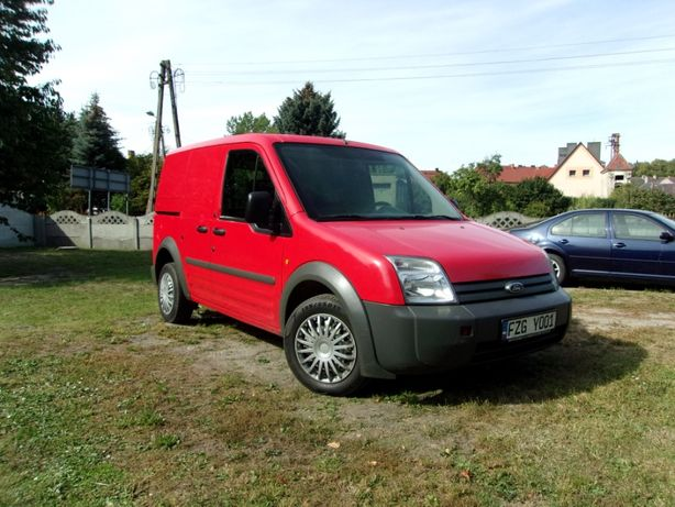 Ford Connect 2007 r 1.8 tdci sprowadzony