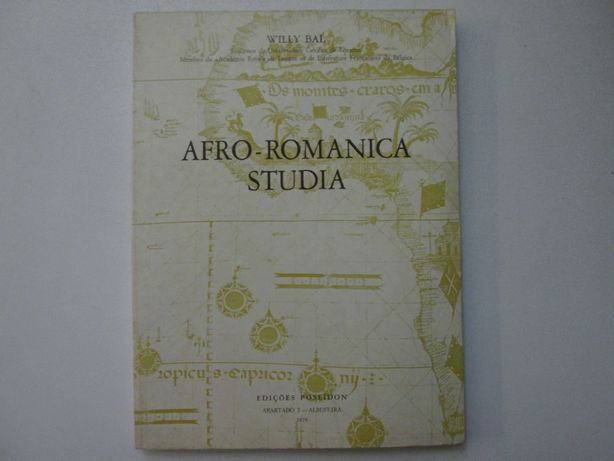 Afro-Romanica Studia- Willy Bal