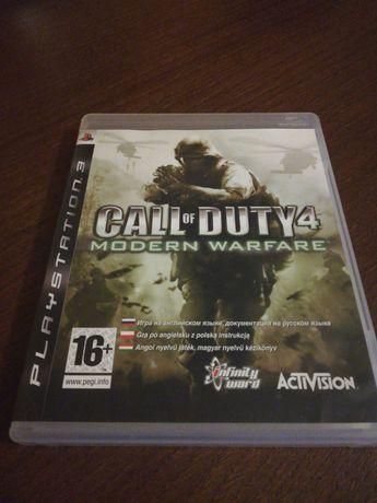 Gra ps3 Call of Duty 4