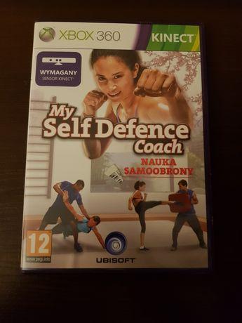 Kinect samoobrona xbox 360