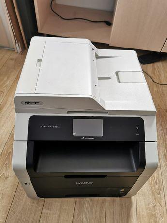 Drukarka laserowa Brother MFC-9340CDW skaner, fax
