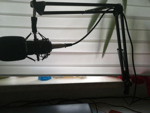 Mikrofon tracer z popfiltrem